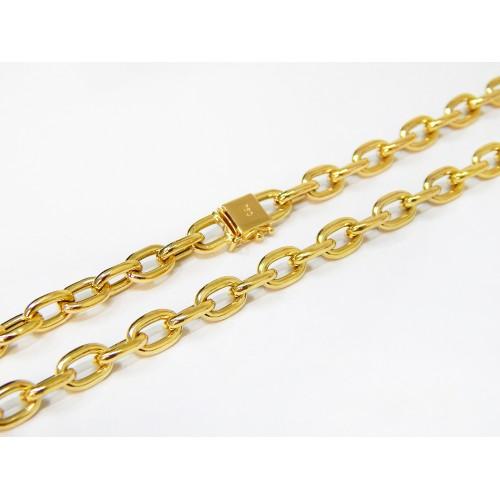 286068def9c Corrente Em Ouro 18k Cartier 22